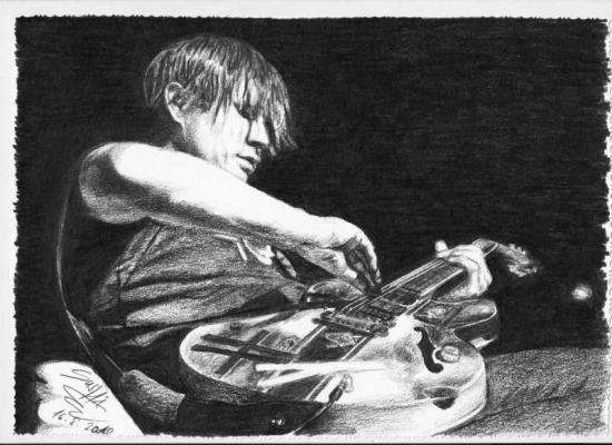 Tom DeLonge by susHi19